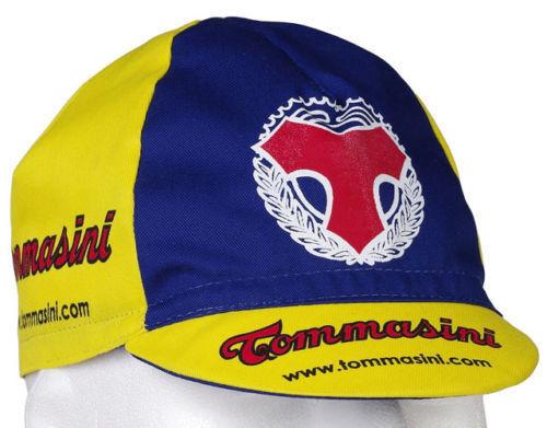 NEW Tommasini Retro Cycling cap