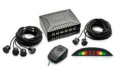 Parking Sensors 2 Front & 4 Rear Reversing Kit +  (6 Sensors Kit) +LED Display