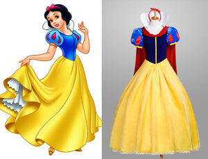 snow white schneewittchen disney cosplay kost m abend. Black Bedroom Furniture Sets. Home Design Ideas