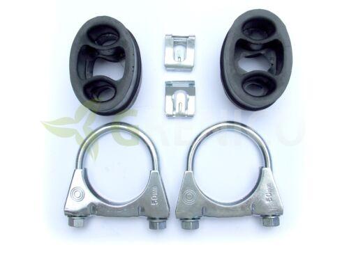 Montagesatz Mitteltopf OPEL TIGRA 1.4 16V Coupe 94-00 Anbausatz