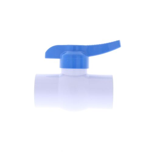 PVC Slip Ball Valve-Size:1 inch