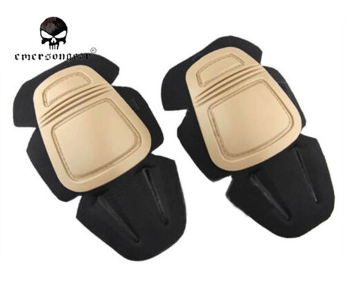 Emerson Tactical Military Protective Elbow Knee Pad Set