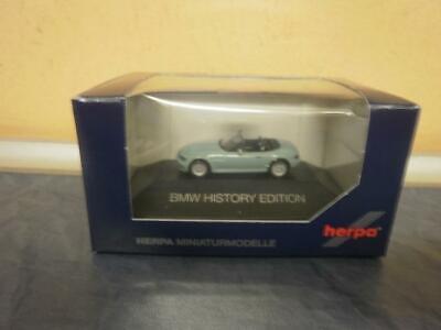 BMW History Edition Herpa 102032-1//87 BMW Z3 Neu