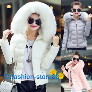 The-new-autumn-and-winter-coat-female-short-hooded-jacket-jacket-big-fur-collar