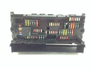 BMW 528i 535i 550i F10 OEM POWER DISTRIBUTION FRONT FUSE BOX 9252815