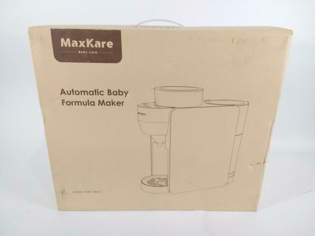 MaxKare Formula Milk Mixer Maker for Baby, - Open Box
