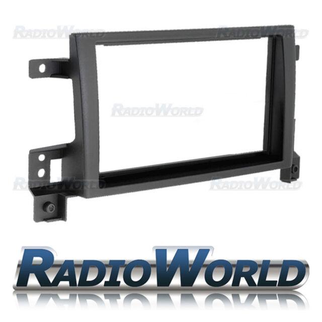 Suzuki Grand Vitara 05 - Fascia Facia Panel Adapter Double Din Frame DFP-33-01