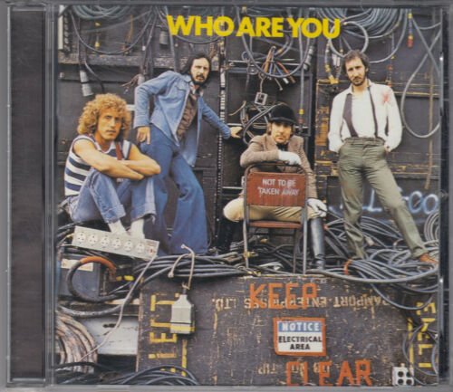 1 of 1 - The Who : Who Are You CD FASTPOST