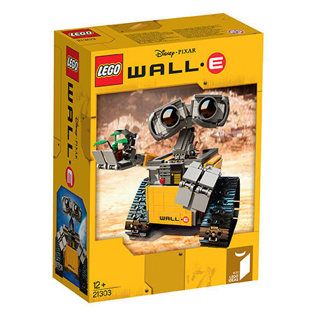 LEGO® Ideas 21303 WALL-E Neu OVP New Original