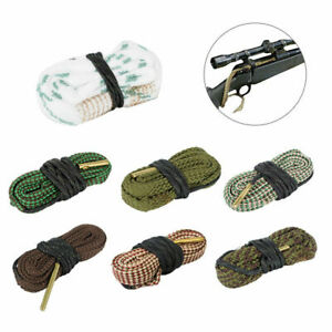 Bore Snake Cleaner Boresnake Airgun Cleaning Kit Calibers Pistol Barrel Brush