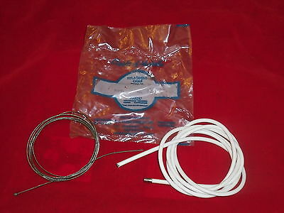 Vintage Clark/'s Made In England Derailleur Cable And Housing NOS