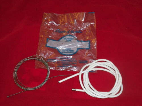 NOS Vintage Clark/'s Made In England Derailleur Cable And Housing