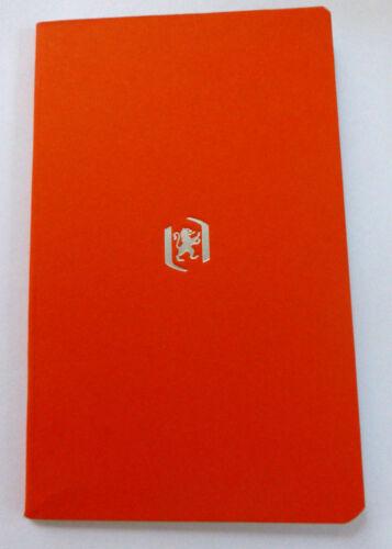 Oxford  Notizbuch liniert 90mm x 140mm Kleines Taschen Notizbuch