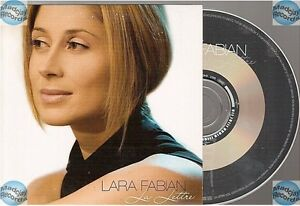 LARA-FABIAN-LA-LETTRE-CD-PROMO