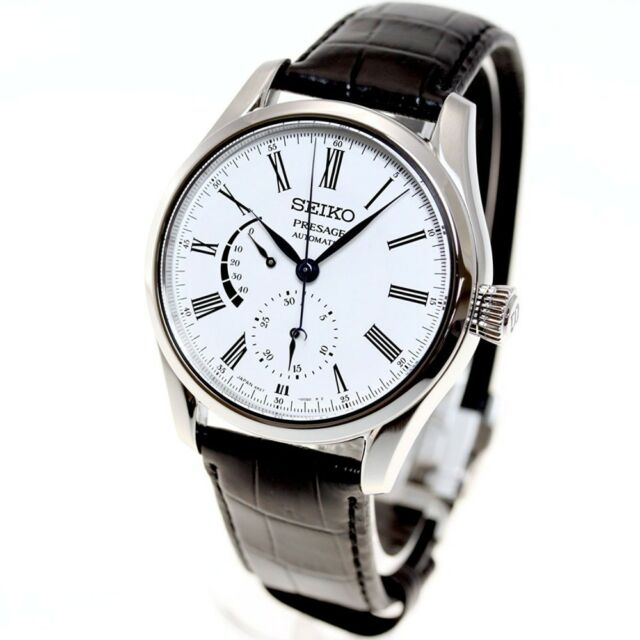 Seiko Presage Sarw035 Automatic Mechanical White Dial Men S Watch From Japan