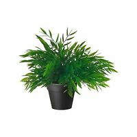 Ikea Artificial Potted Plant House Bamboo 11 Inch Free Shipping