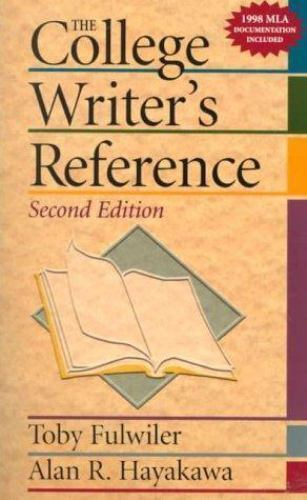 College Writer's Reference, The