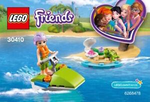 Lego-Amigos-Mia-039-s-Agua-Diversion-30410-Polybag-Nuevo-en-Caja