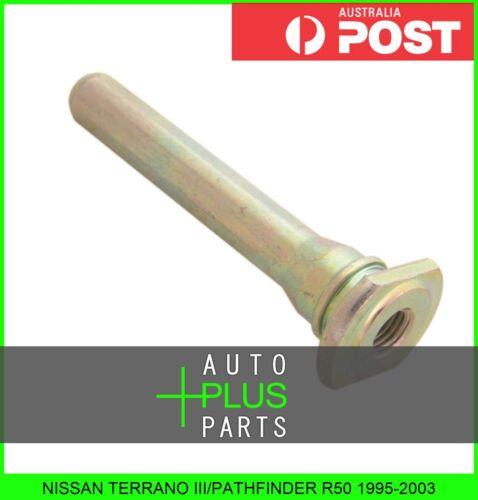 Brake Caliper Slide Pin Brakes Fits NISSAN TERRANO III//PATHFINDER R50 Front