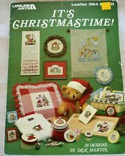 LEISURE ARTS COUNTED CROSS STITCH LEAFLET 2626 MEOW MIX CAT PATTERN BOOK 1994