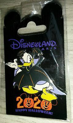 Pin Pin's  Halloween Disneyland Paris 2020 Donald Duck New