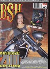 BSH THE EUROPEAN CUSTOM BIKE MAGAZINE - December 2000