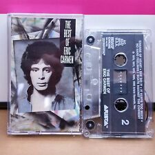 Eric Carmen The Best Of Cassette Tape 46z