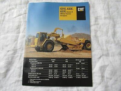 Caterpillar 992 Wheel Loader Dealer/'s Brochure DCPA6