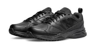 New Balance MX624 Mens X-Training shoes (4E) (Black)