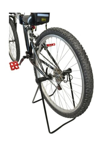 Details about  /Lumintrail Utility Bicycle Stand Adjustable Height Foldable Repair Rack Stan...
