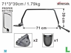 Details about HINO 300 HINO 195 HINO 155 Mirror Arm (In Door) LEFT SIDE SET
