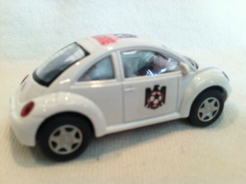 Collectible2003 Volkswagon New Beetle Copa Tecate Promotional Collector Car 1:64