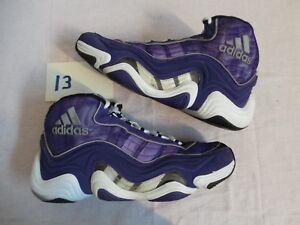 88512bea5f02ce Adidas Kobe II 2 Bryant OG Vintage 90s 1997 1998 sz 11.5 Feet You ...