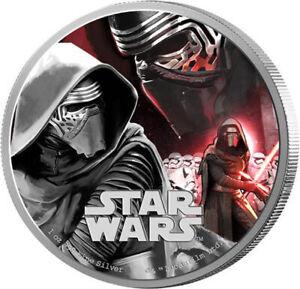 Niue-2-Dollar-2016-Star-Wars-Force-Awakens-1-Kylo-Ren-1-Oz-Silber-PP