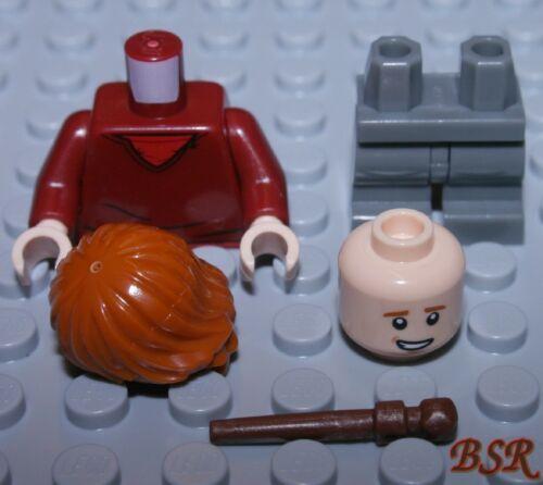 Ron Weasley aus 75947 /& NEU ! Figur LEGO® Harry Potter™ Minifig SB12-18