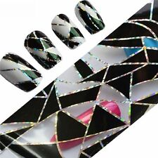 Decoration Fashion DIY Sticker Transfer Wrap Nail Art Foil Polish