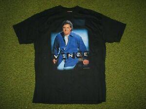 Homme (XL) Vintage 1999 Vince Gill Tour T-Shirt