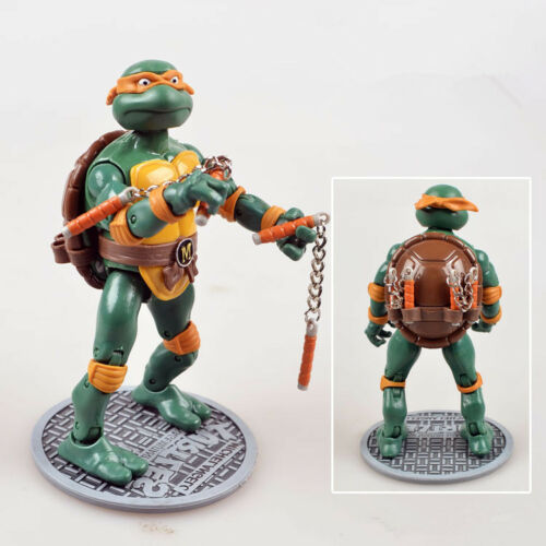 4 Mutant Ninja Teenage Turtles Film Movie Action Figuren Figur Puppe Spielzeug