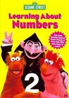 Learning About Numbers 0074645127590 With Sesame Street DVD Region 1