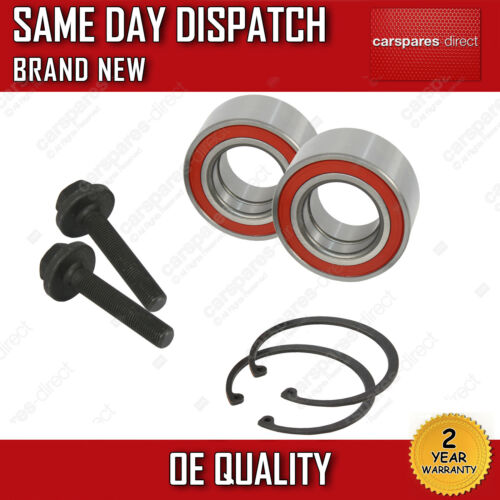 X2 AUDI A4 A6 A8 FRONT WHEEL BEARING KIT 1994/>2005 *BRAND NEW*