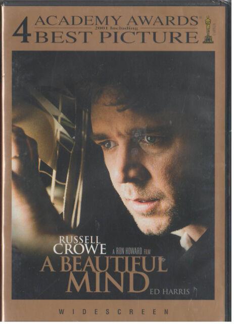 A Beautiful Mind DVD Widescreen Awards Edition