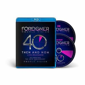 Foreigner-Double-Vision-Then-And-Now-NEW-BLURAY-CD