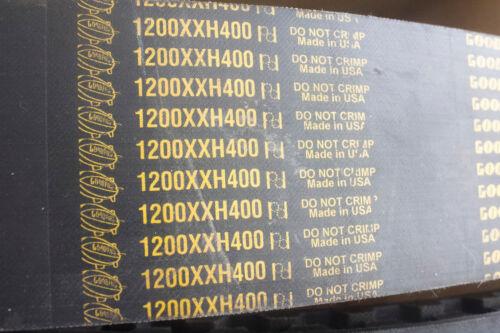 GOODYEAR 1200XXH400 Powergrip Puissance Industrielle de transmission Timing Courroie D/'entraînement