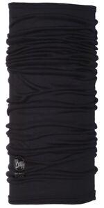 Buff-Black-Lightweight-Merino-Wool-Multifunctional-Headwear-Merino-Wool-Buff