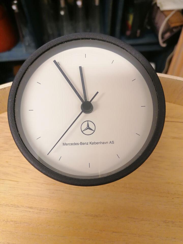 RESERVERET - Mercedes Benz/ Junghans vægur