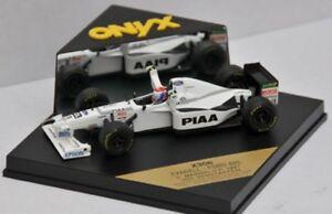 Onyx-X300-X301-X306-Tyrrell-Ford-025-F1-Modele-Voitures-Mika-Salo-Jos-Verstappen-1-43