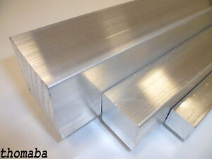 aluminium vierkant ab 10x10 mm 120x120 mm alcumgpb alu block 4kant ebay. Black Bedroom Furniture Sets. Home Design Ideas