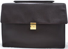 Louis Vuitton Angara Taiga Brieftasche Tasche Briefcase Aktentasche Business Bag