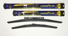 2007-2010 Volkswagen Passat Goodyear Hybrid Style Wiper Blade Set of 2