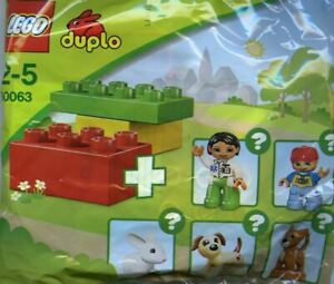 LEGO DUPLO My First Giraffe Polybag Set 30329 Bagged